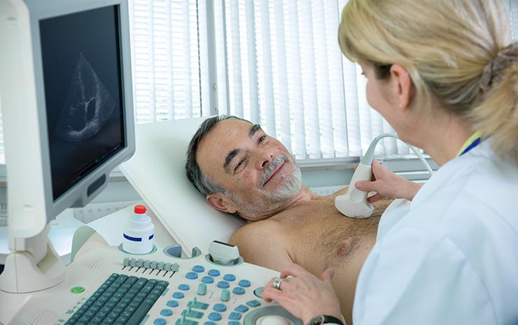 Diagnose Und Behandlung Einer Herzschwäche